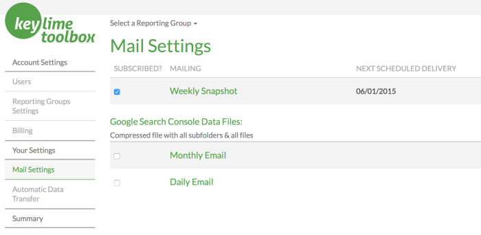 mail-settings