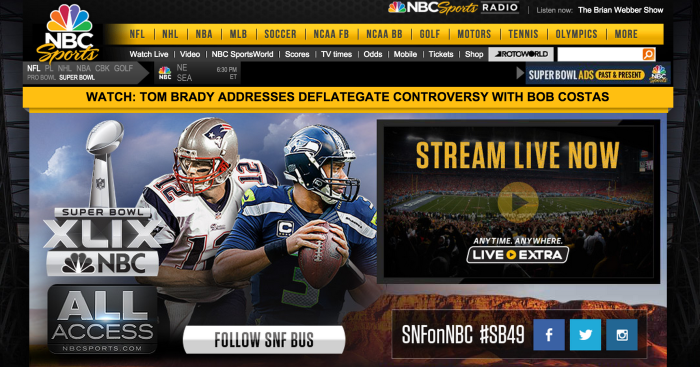 NBC Page
