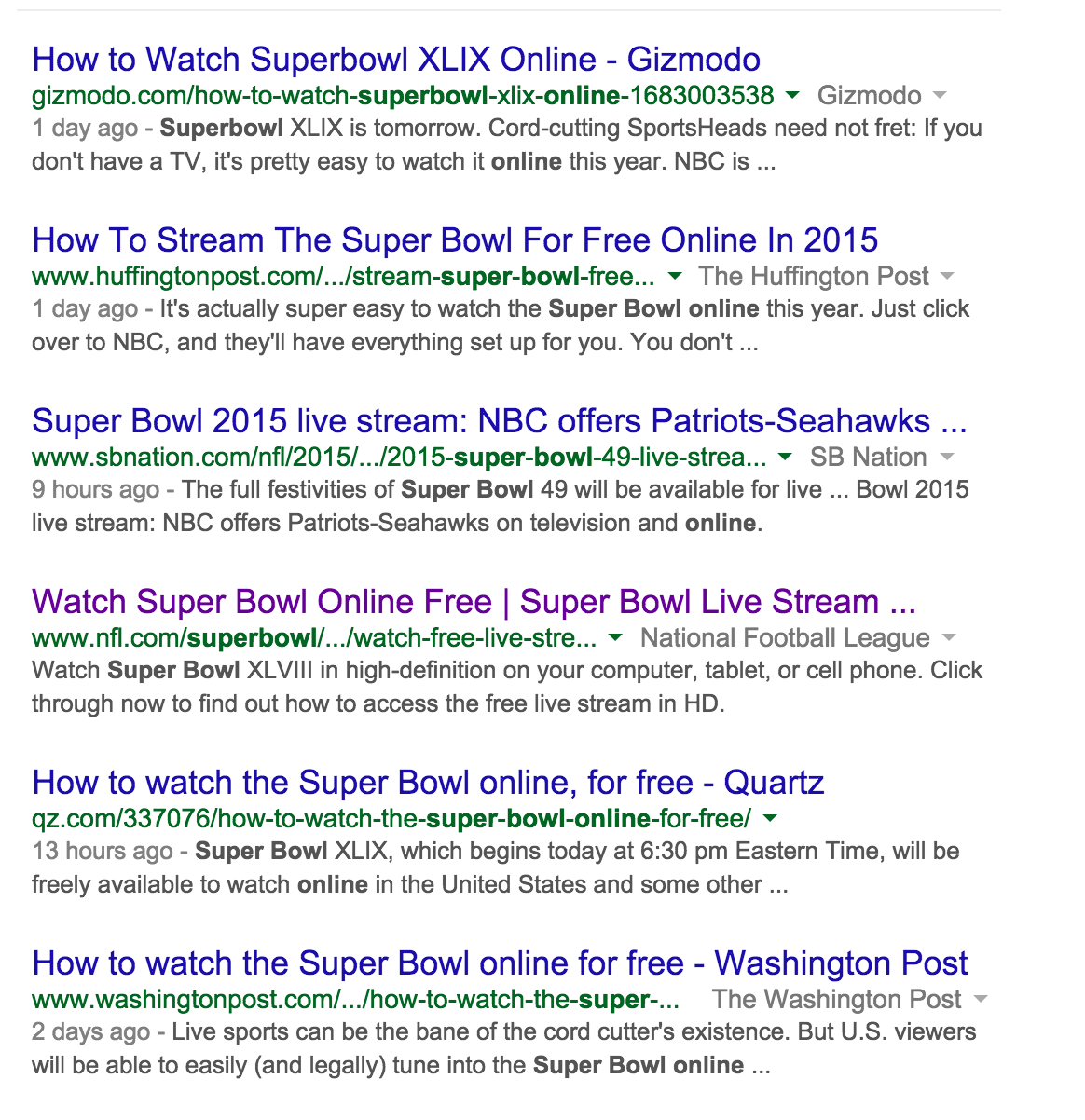 Nbc Is Live Streaming The Super Bowl But They Forgot That A Couple Of Us Might Be Searching For That Keylime Toolbox