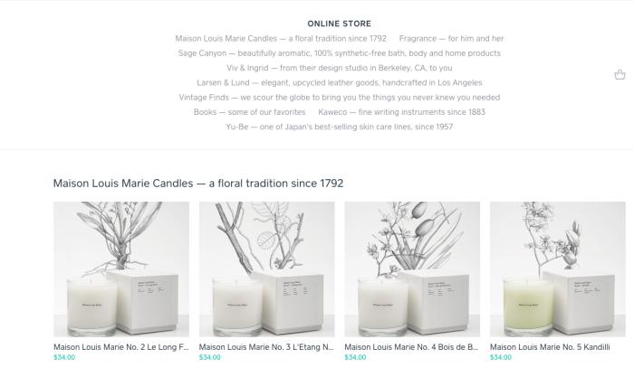 Isarose Online Store