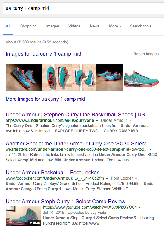 Google Curry Camp Mid