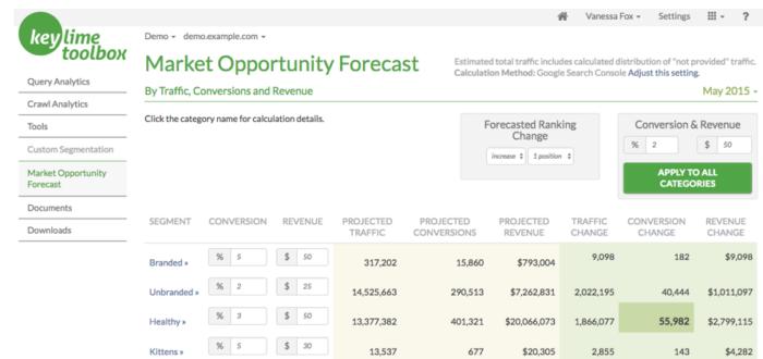 Market Opportunity Forecast